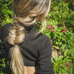 hand-tied-extensions-finished-in-braid-at-monaco-salon-tampa-st-pete
